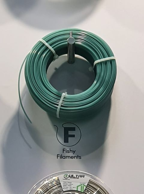 Fishy Filaments Porthcurno