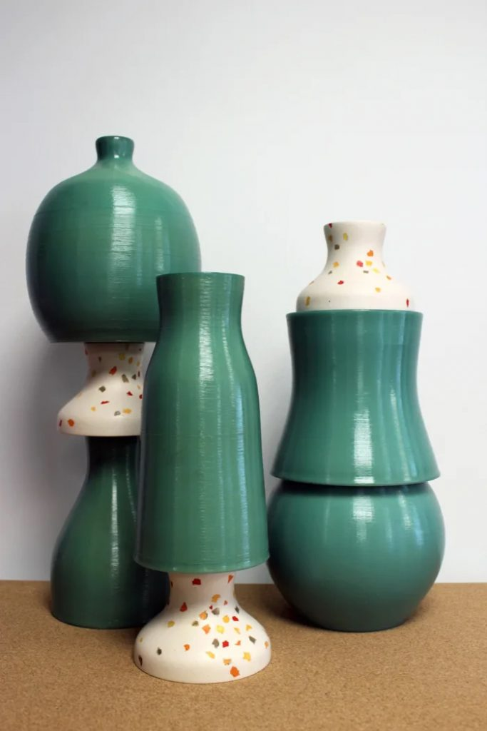 Volume Creative Vases